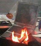 computer overheat