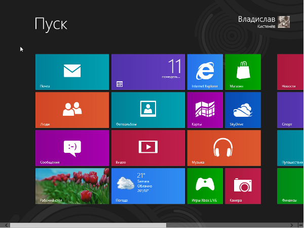 Windows 8 - Metro
