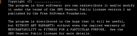 General Public License